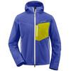 VAUDE M's Ducan Softshell Jacket Gentian Blue (294)